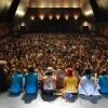 Ein voll besuchtes Theater