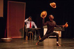 Stück der Gruppe aus Ghana