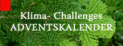 Klima-Challanges Adventskalender